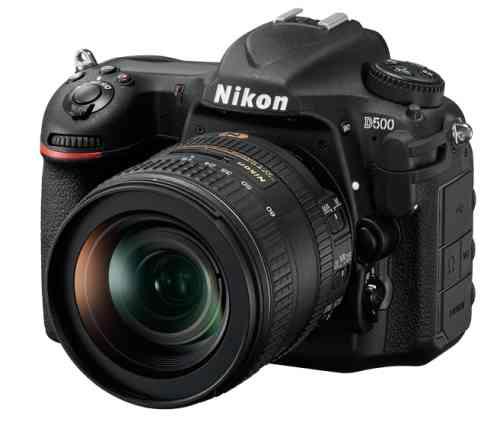 NikonD500:VýkondigitálníjednookézrcadlovkyformátuFXvpřístrojiformátuDXsmožnostítrvaléhopřipojení