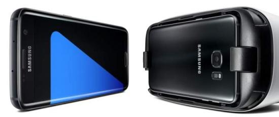 SamsungnabídnektelefonůmřadyGalaxyS7virtuálníbrýleGearVRzapolovinuceny