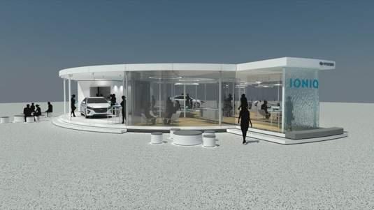HyundaiseznamujevNěmeckuzákazníkysmodelemIoniq