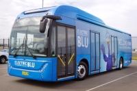 LetištěvSydneyzavádíelektrickéautobusy
